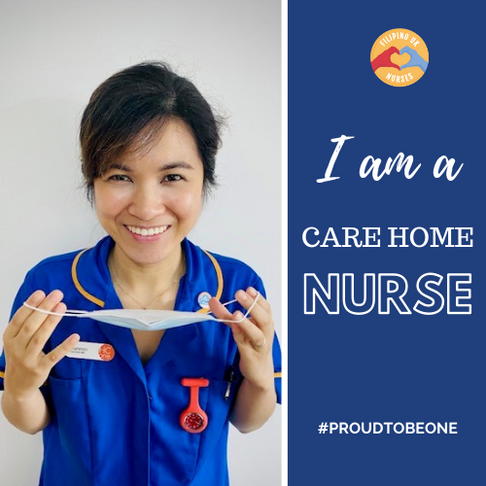 My Story as a Care Home Nurse