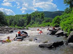 Esopus River Tubing