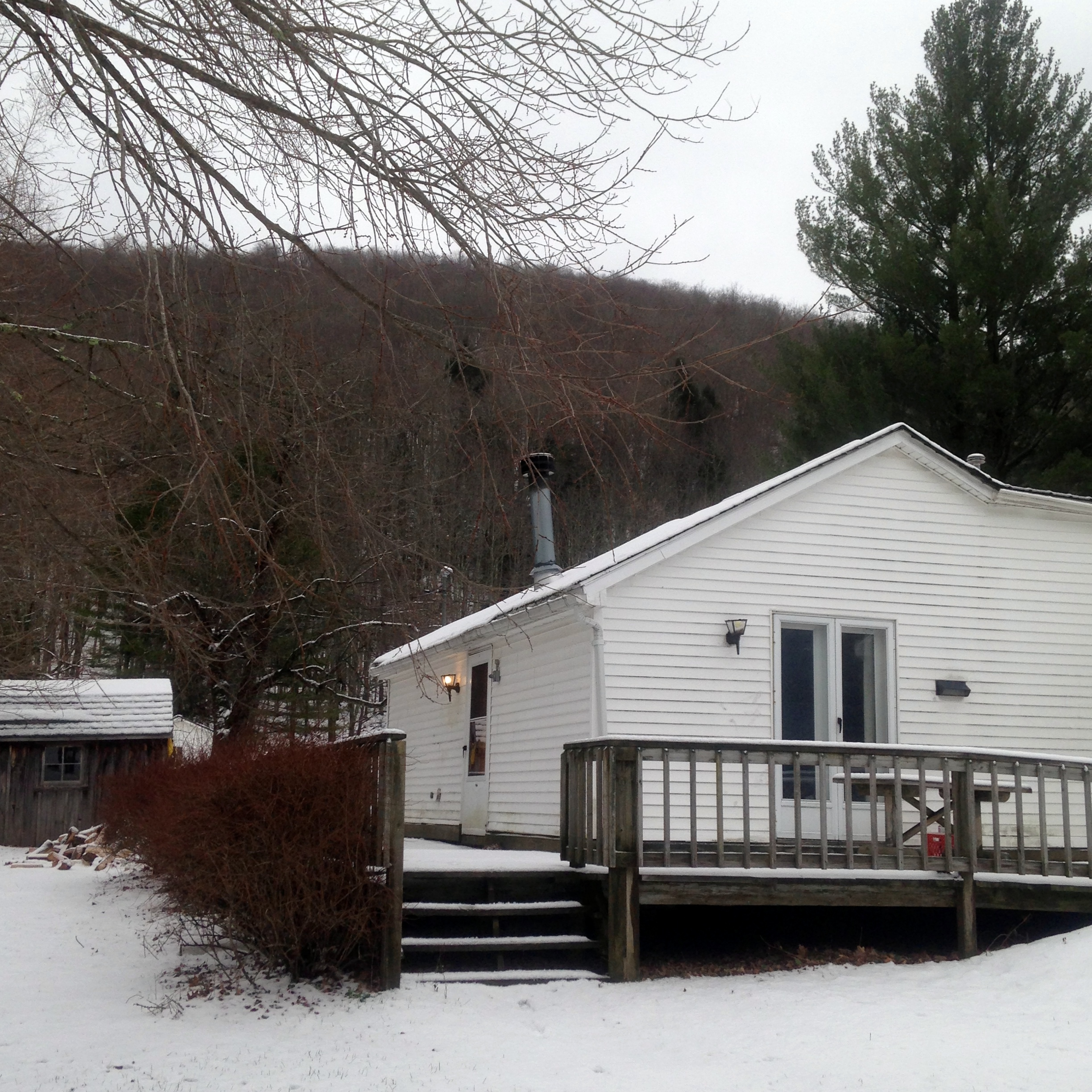 Condo Rental for Catskills skiing