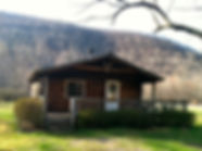 Lodging rental cabins in Big Indian, NY Pet Friendly