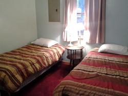 Twin Bedroom in Big Indian, NY