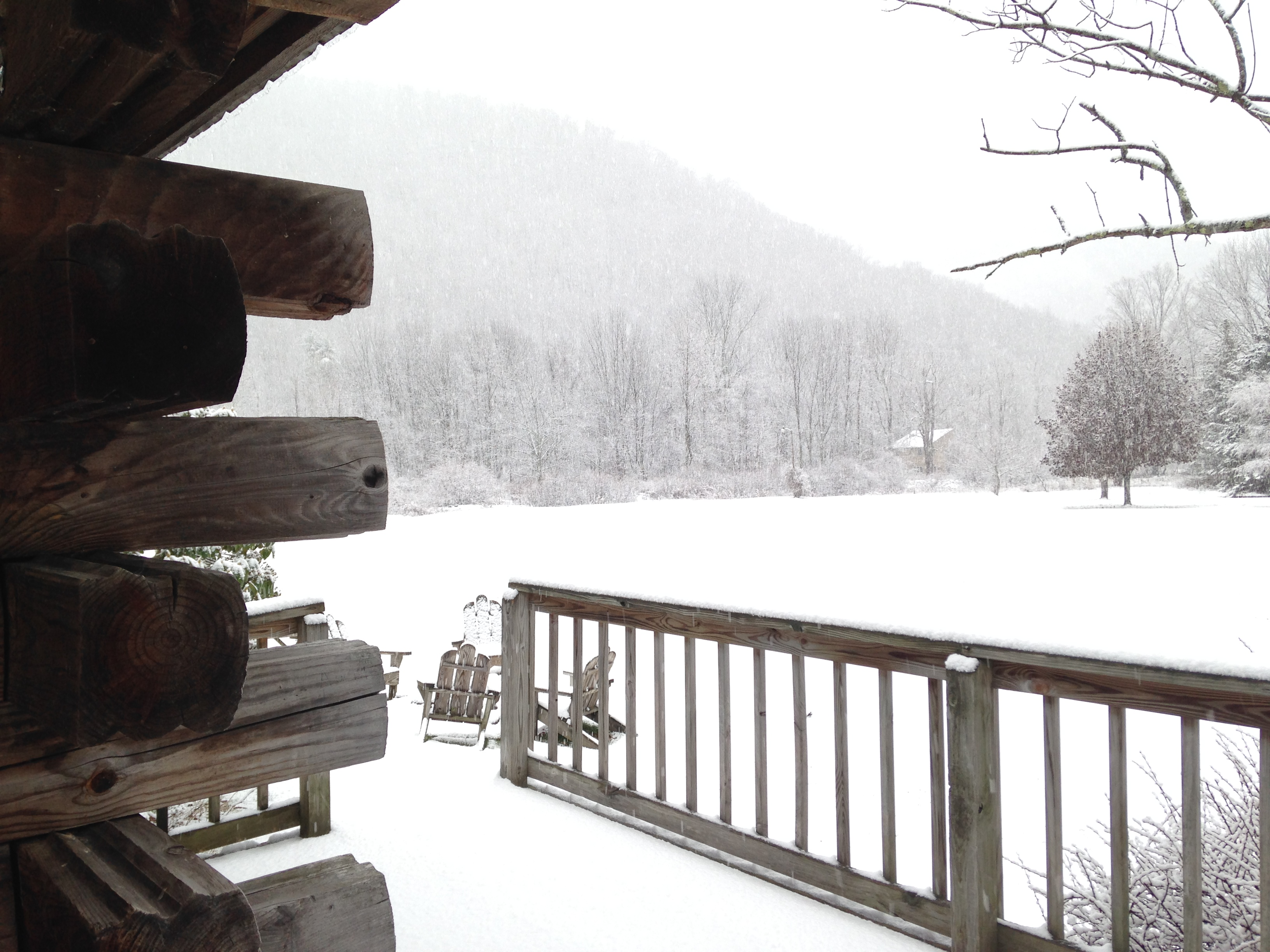 Winter ski rental in Catskills