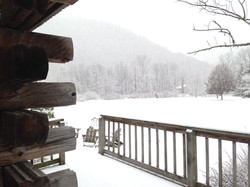 Winter ski rental in Catskills