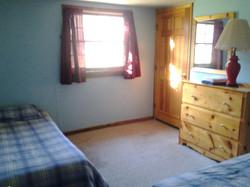 Child's Bedroom Rustic Cabin Rental