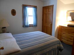 Master Bedroom Big Indian, NY Cabin