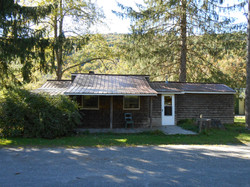 Cabin 1 - Three Bedroom Front View