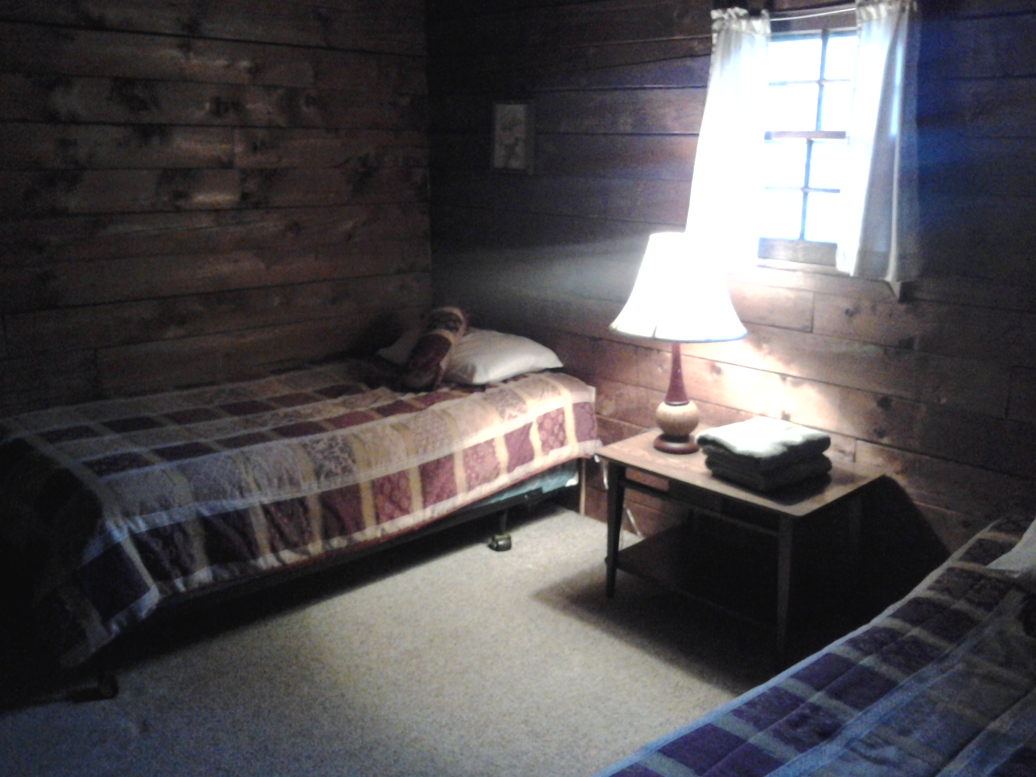 Second Bedroom in cabin 5