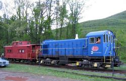 Hop aboard a Scenic Train