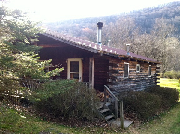 Mountain retreat cabin Big Indian NY