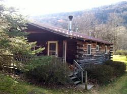 Mountain retreat cabin Big Indian NY