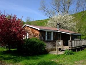 Big Indian Cabin Rental Two Bedroom