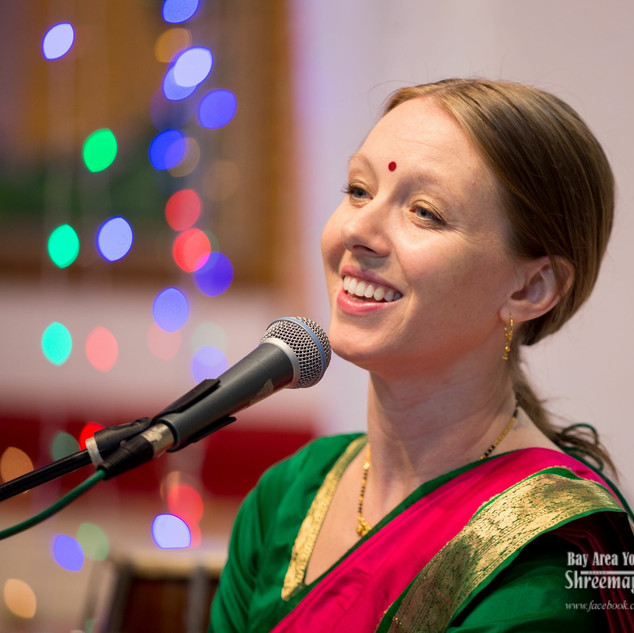 Prajna Vieira & The Mukti Kirtan Ensemble