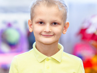 Артем, улыбнись нам! Проект на Dobro.mail.ru