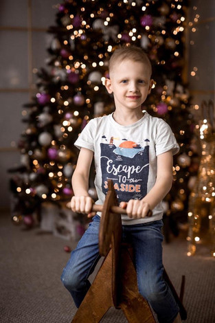 Дед Мороз, подари мне улыбку! Проект на Dobro.mail.ru