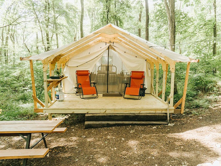 Why GLAMPING is the Ultimate post-coronavirus vacation