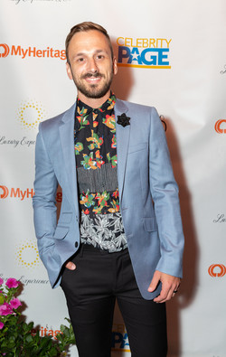 Actor Adam McArthur