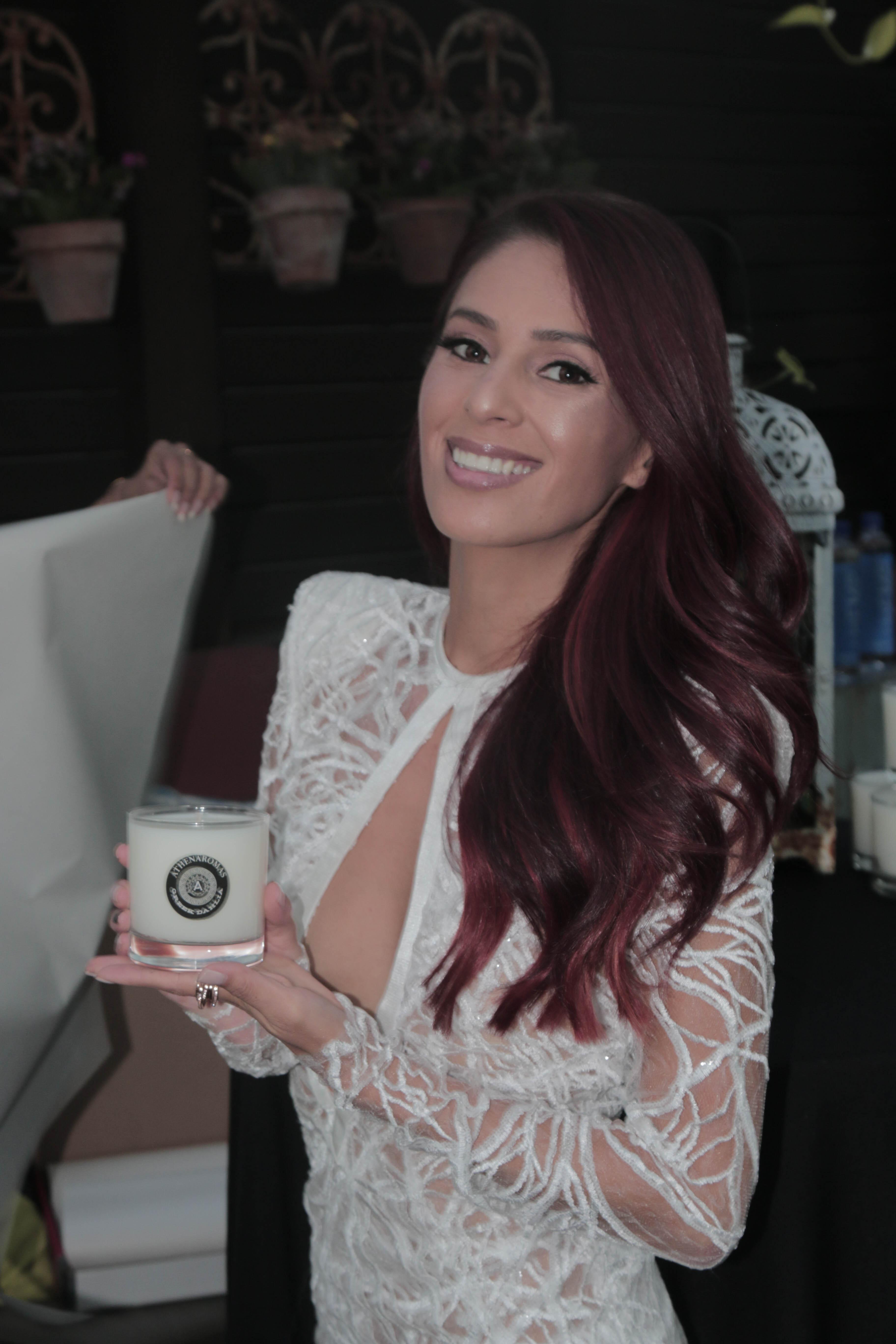 Influencer Catarina Mendoza