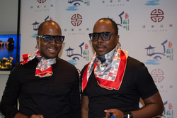 The Von Boosier Twins