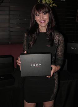 CBS CSI Star Vanessa Espanza