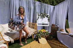AnnaLynne McCord with YaYa & Co.