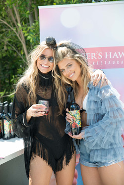 Rachel & AnnaLynee McCord with Coopers H