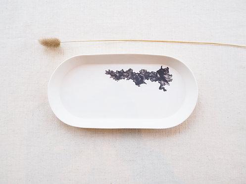 KOEMI   Porcelain serving dish
