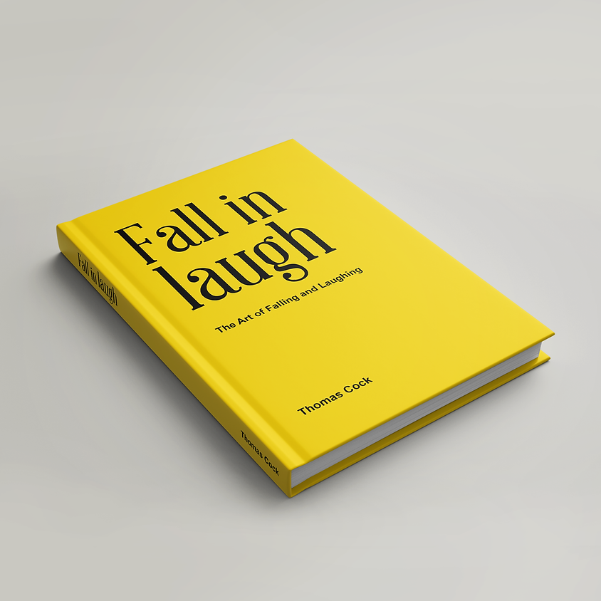 Fall In Laugh - The Book