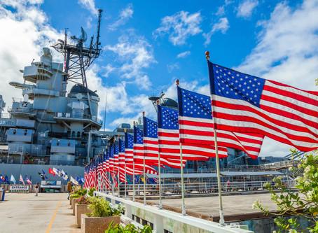 USS Arizona Memorial Reopens (and closes again)