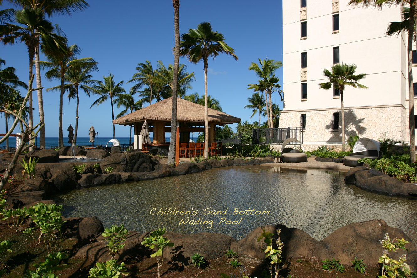 Ko Olina Beach Villas toddler pool