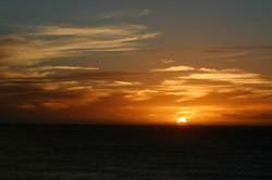 Beach Villas Ocean Sunset