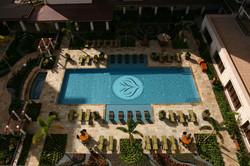 Beach Villas Heated Lap Pool
