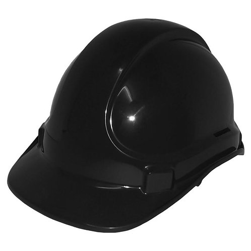 Black BEAST BOSS Certified Hard Hat