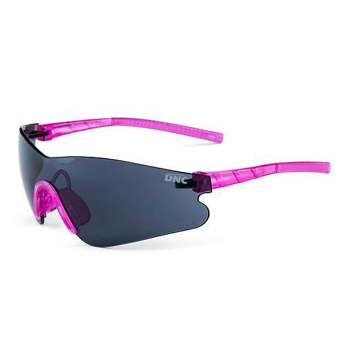 PINK LadyHawk Safety Glasses SMOKE