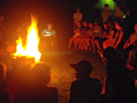 Camp Fire Time Changes Lives
