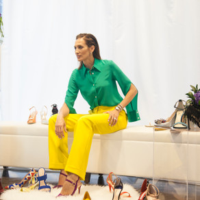 Ona Carbonell recogerá el premio Mejor Calzada acompañada por Modesto Lomba y Hannibal Laguna