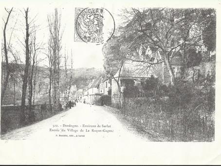 L'Histoire de la Roque Gageac