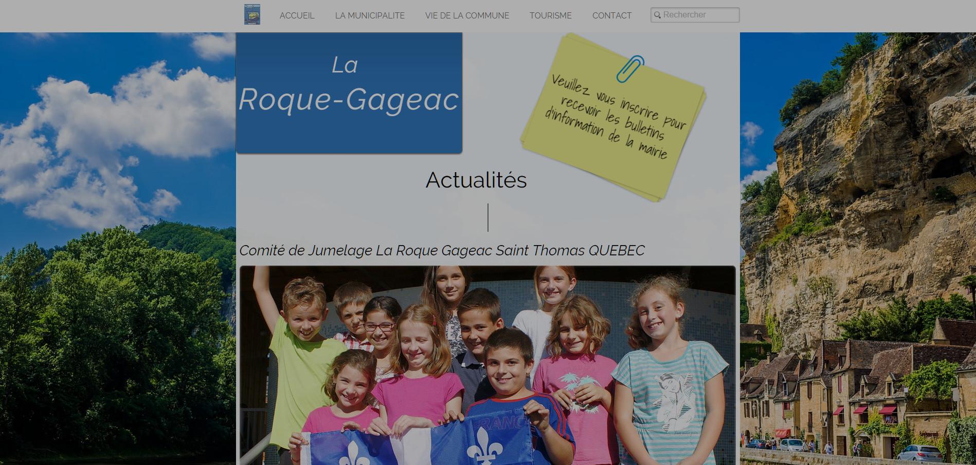 MAIRIE DE LA ROQUE GAGEAC