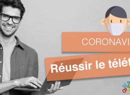 Solution de Télétravail En Dordogne