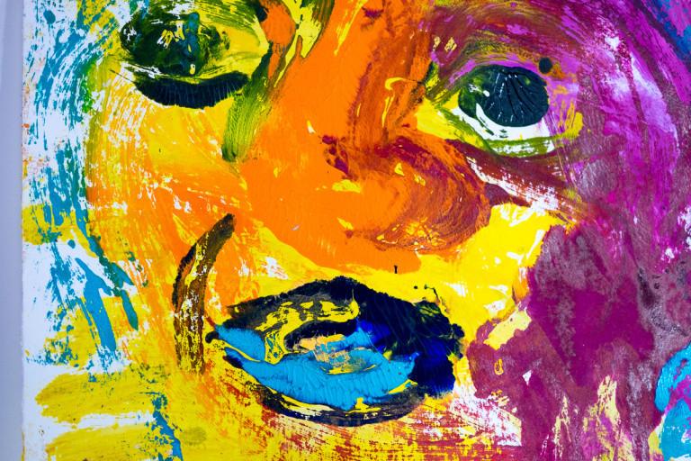 Untitled Self Portrait #6