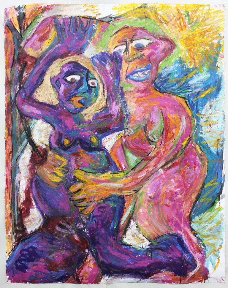 Demeter and Persephone Reunited