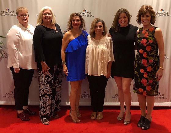 Michelle Linville, Sue Johnson, Aimee Risser, Gina MAshburn, Dnielle McInerney, Valerie Pugliese