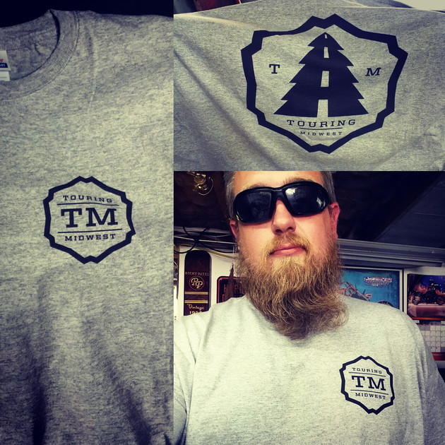 Touring Midwest T-shirts