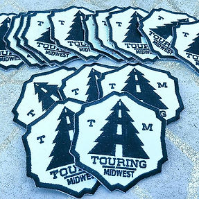 Booooom! Patches just came in. Just wrap