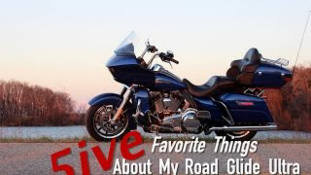 What do I like about my 2016 Harley Davidson Road Glide Ultra?