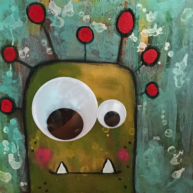 Googly-Eyed Gary