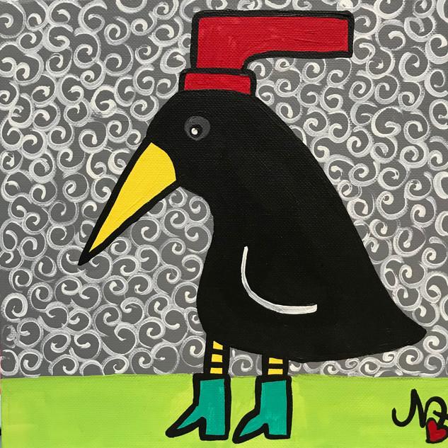 Jill the Crow