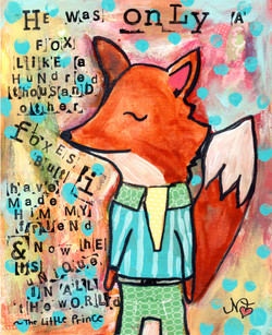 He is Only a Fox