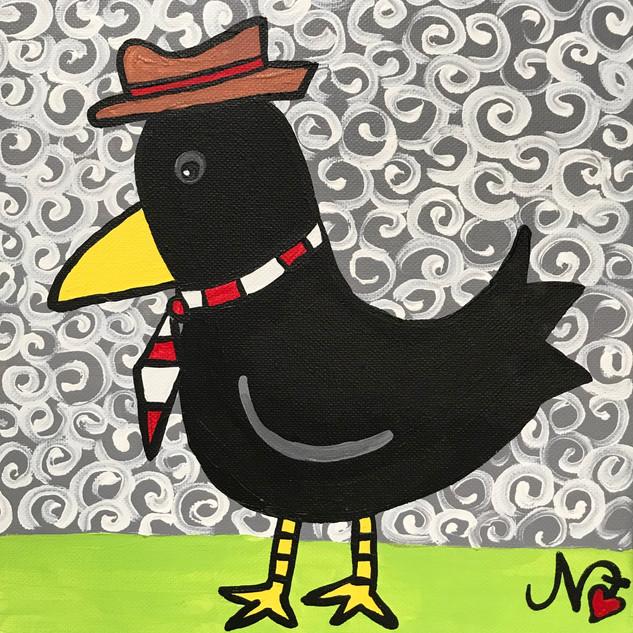 Jack the Crow