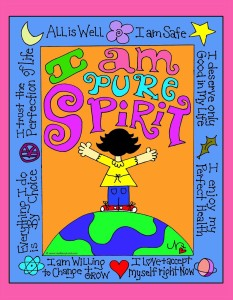 I am Pure Spirit