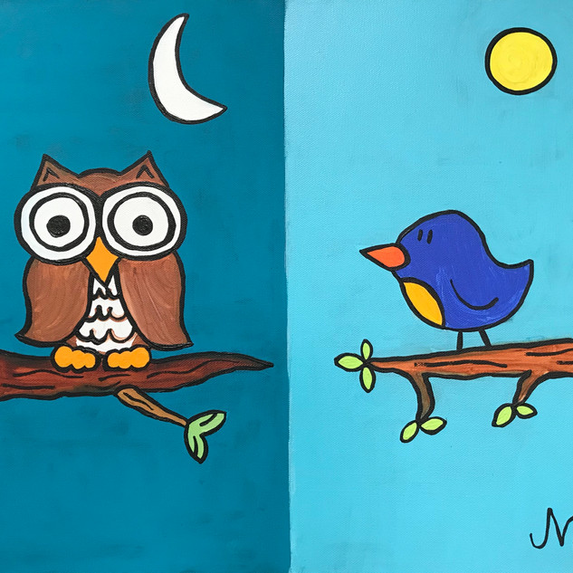 Night Owl meets Early Bird